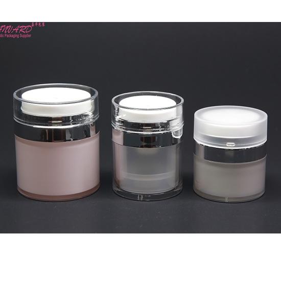 15g-30g-50g-airless press jar