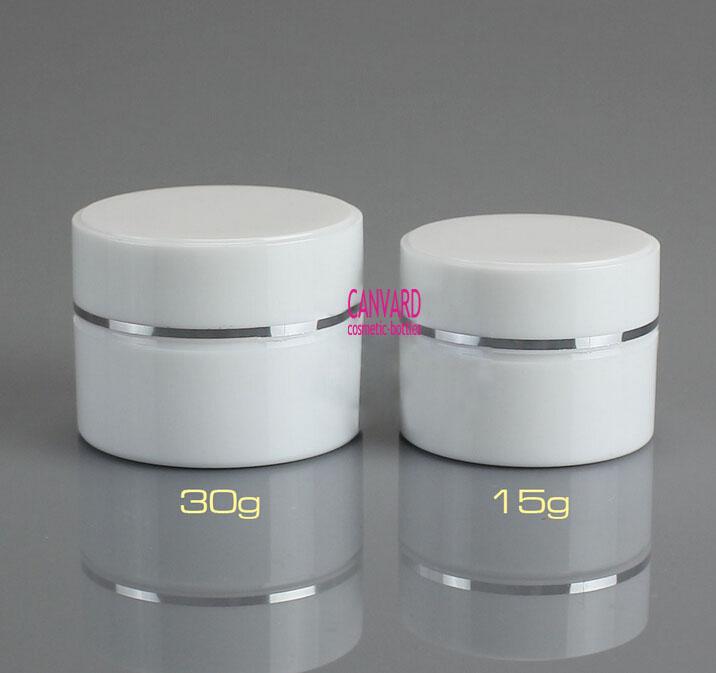 15g-30g-thick wall plastic jar