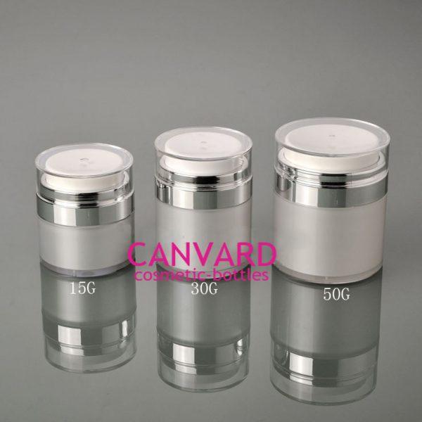 AS-022-15-30-50-airless press jar