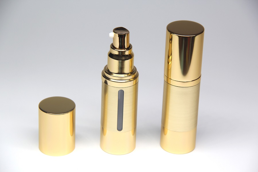 AS-030-30ml-gold airless pump (4)
