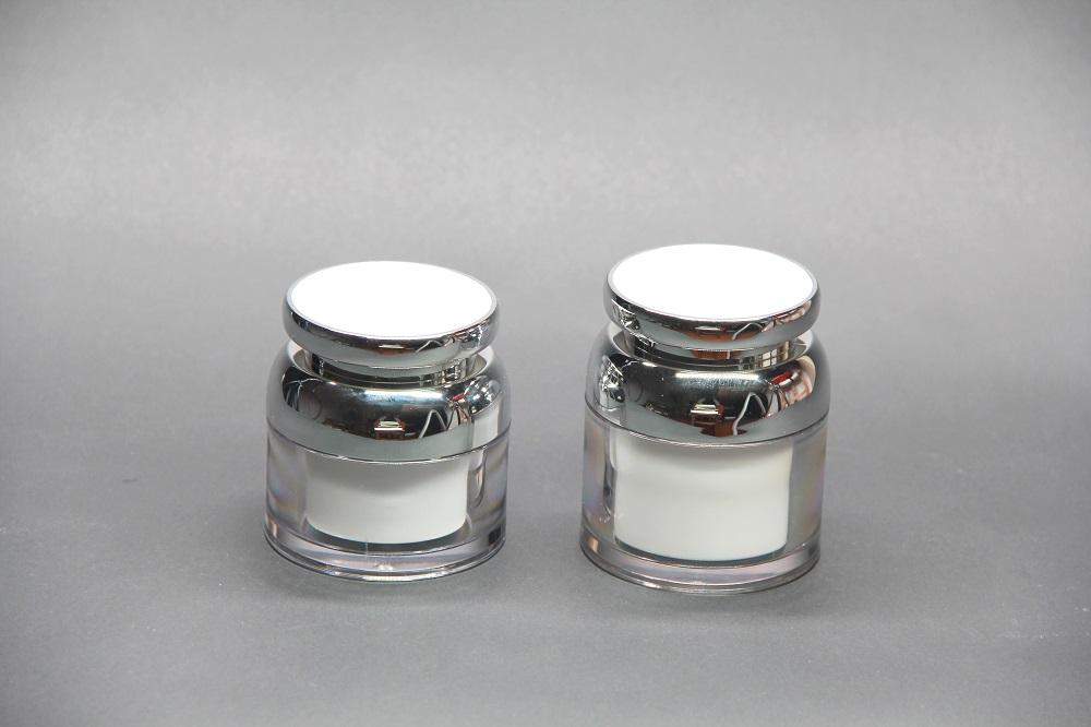 JH-JP-134-30g-50g acrylic cream jar (1)