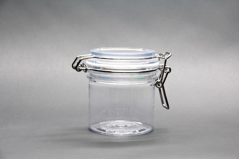 JH_SL-003-220ml plastic kilner jar (1)