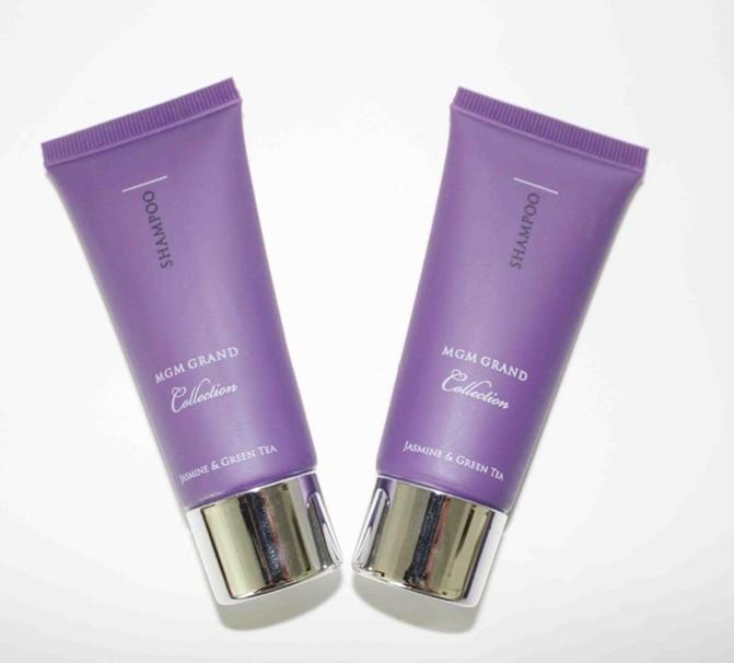 TR-009-100ml shampoo cosmetic tube