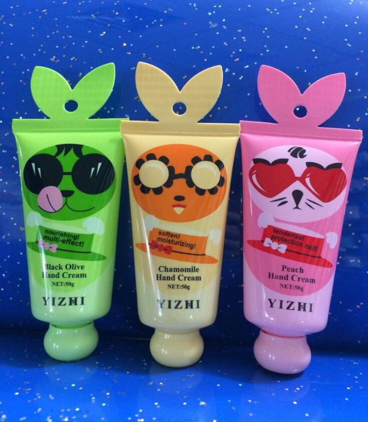 TR-018-D35 special hand cream tube