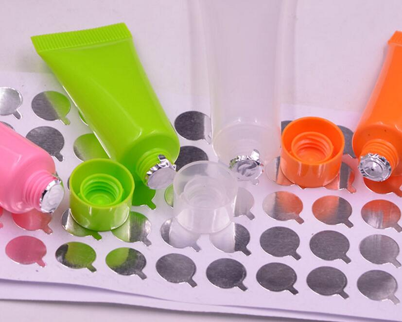 foil seal for tubes