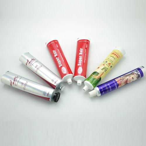 laminated plastic tube