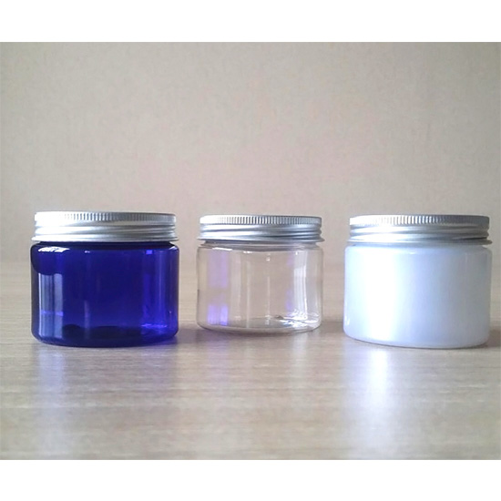 100g pet cream jars-logo