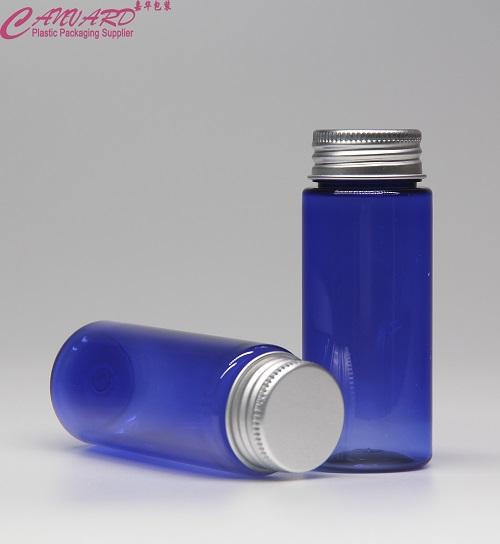 40ml-blue PET bottle-www.jh-cosmeticpackaging.cc-canvardpackaging-skype-dgnanhuang-