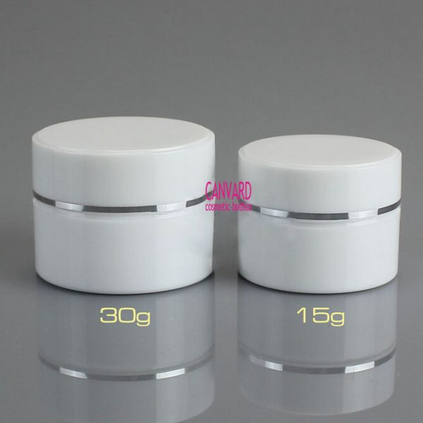 15g-30g-thick wall plastic jar