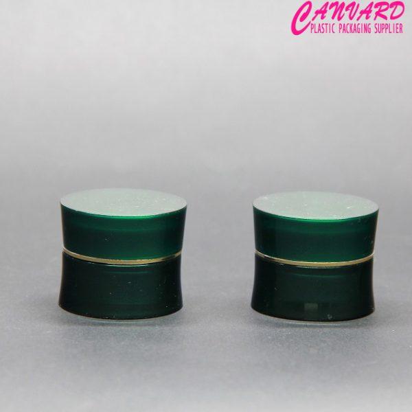 JH-JP-135-5g cream jar-acrylic jar (1)
