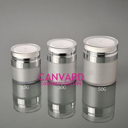 AS-022-15-30-50-airless press jar-