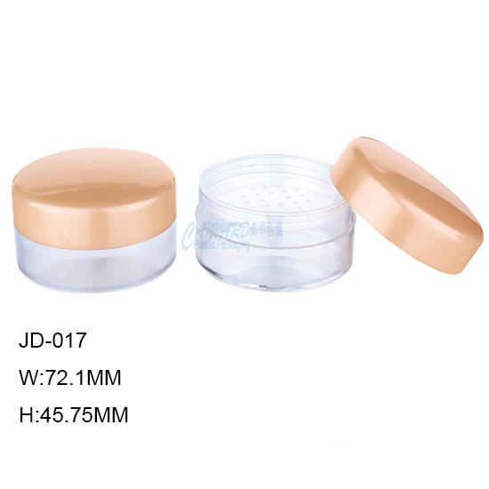 JD-017-LOOSE POWDER CONTAINER