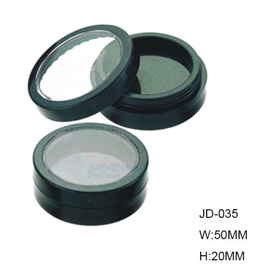 JD-035-ROUND LOOSE POWDER CASE