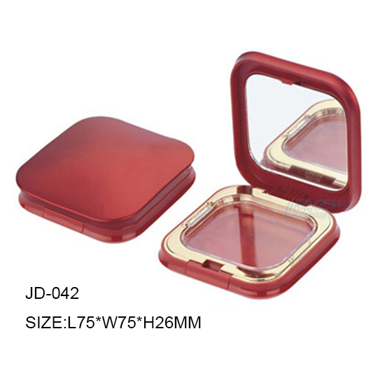JD-042-ROUND POWDER COMPACT CASE