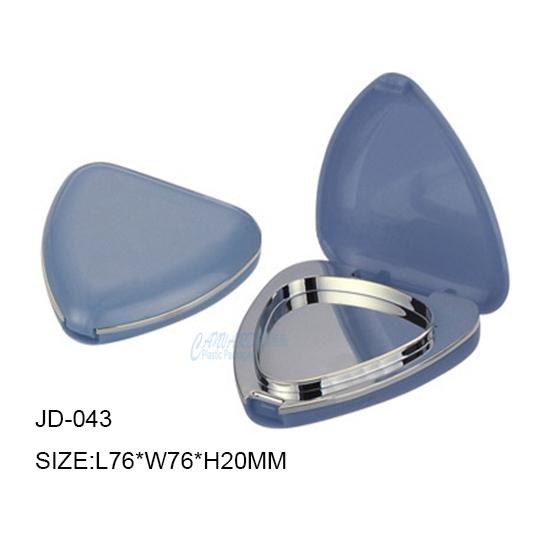 JD-043-ROUND POWDER COMPACT CASE