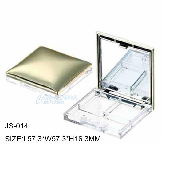JS-014-EYESHADOW CASE-BROW POWDER CASE