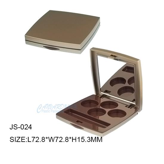 JS-024-EYESHADOW CASE-BROW POWDER CASE