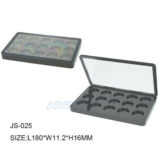 JS-025-EYESHADOW CASE-BROW POWDER CASE