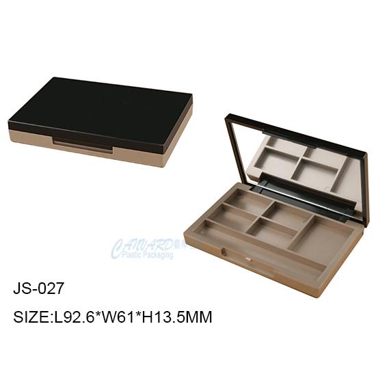 JS-027-EYESHADOW CASE-BROW POWDER CASE