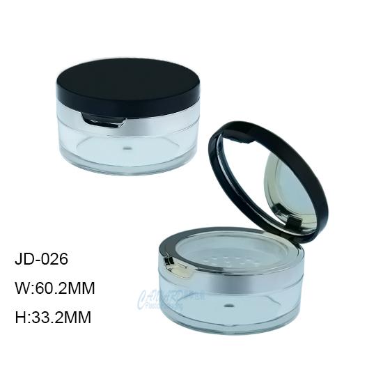 jd-025-loose powder case-mineral powder case