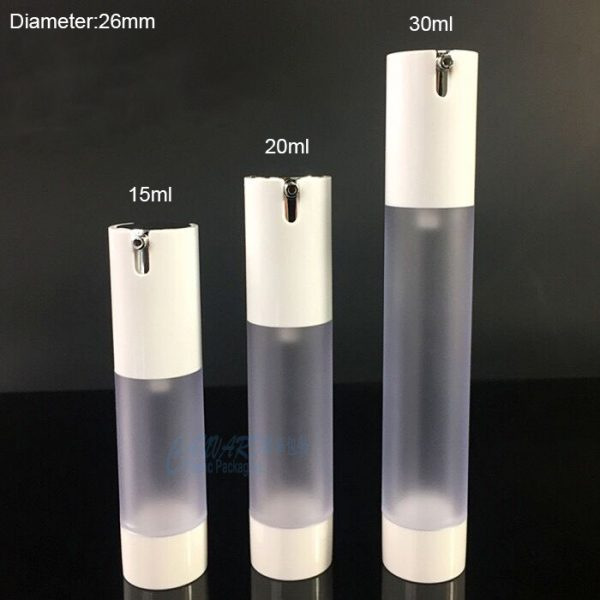 AS-076-15ml-20ml-30ml-dia26mm-airless pump bottle