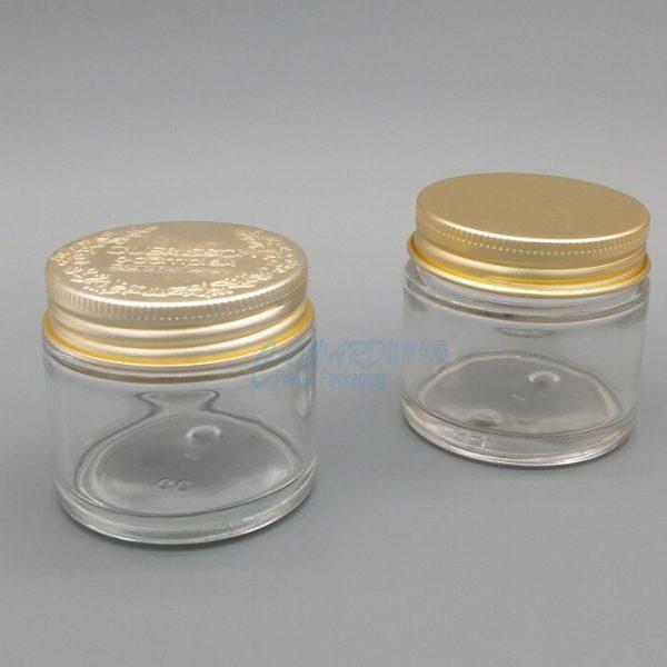 GS-021-70g glass jar