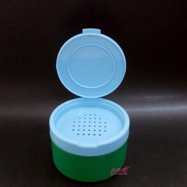 100g powder jar