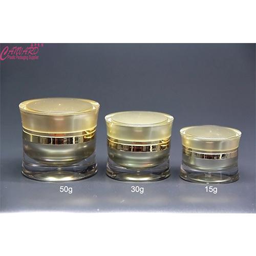 JH-JP-143-15g,30g,50g high class acrylic jars -f