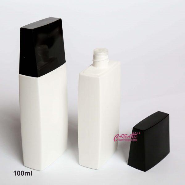 JH-SG-034-plastic lotion bottle 100ml