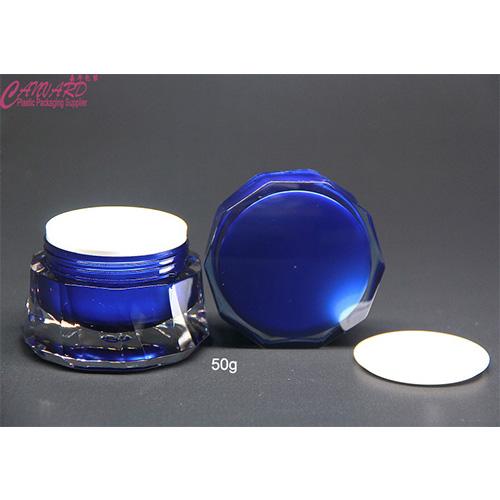JP-147-50g cosmetic jar-f