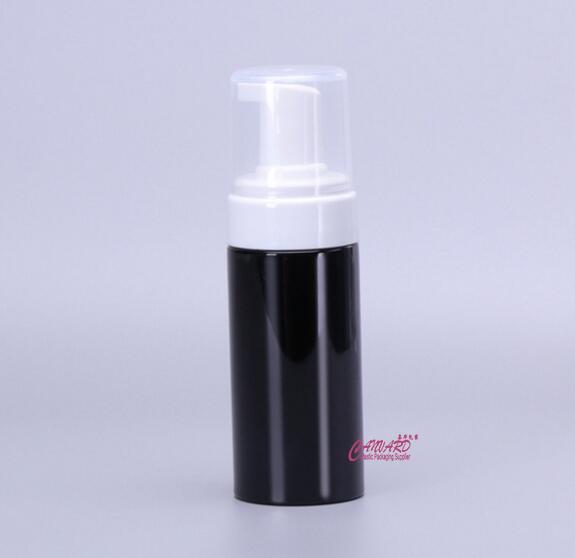 black foam bottle 120ml