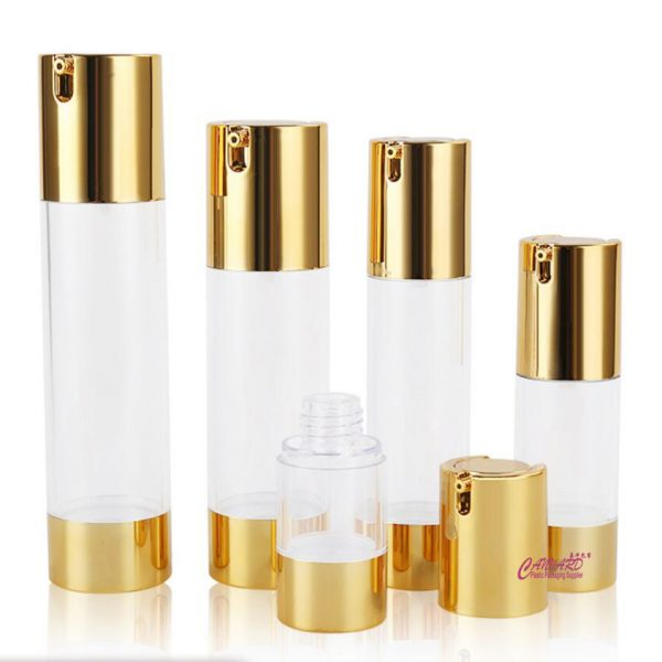 AS-024-15ml-30ml-50ml-80ml-100ml-gld airless bottle