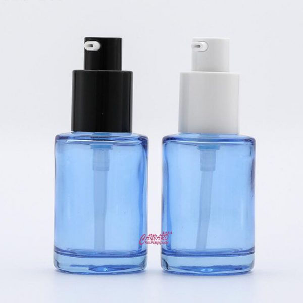 30ml glass lotion bottle