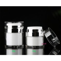 30g white airless pump bottle instock-2