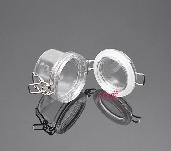 SL-022-60g pet sealed jar