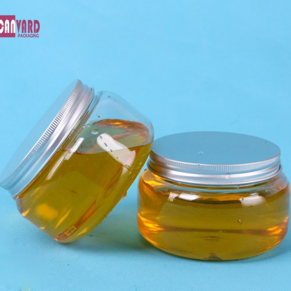 JP-186-300ml PET jar