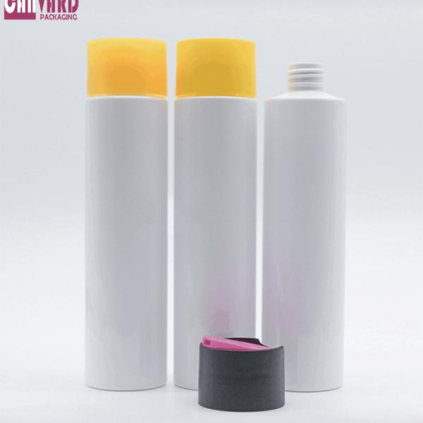 PT-206-300ml PET shampoo bottle