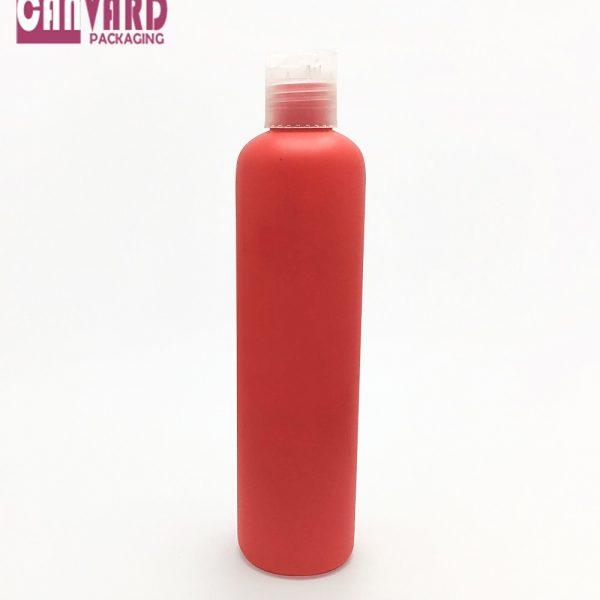 SE-235-300ml PE shampoo bottle